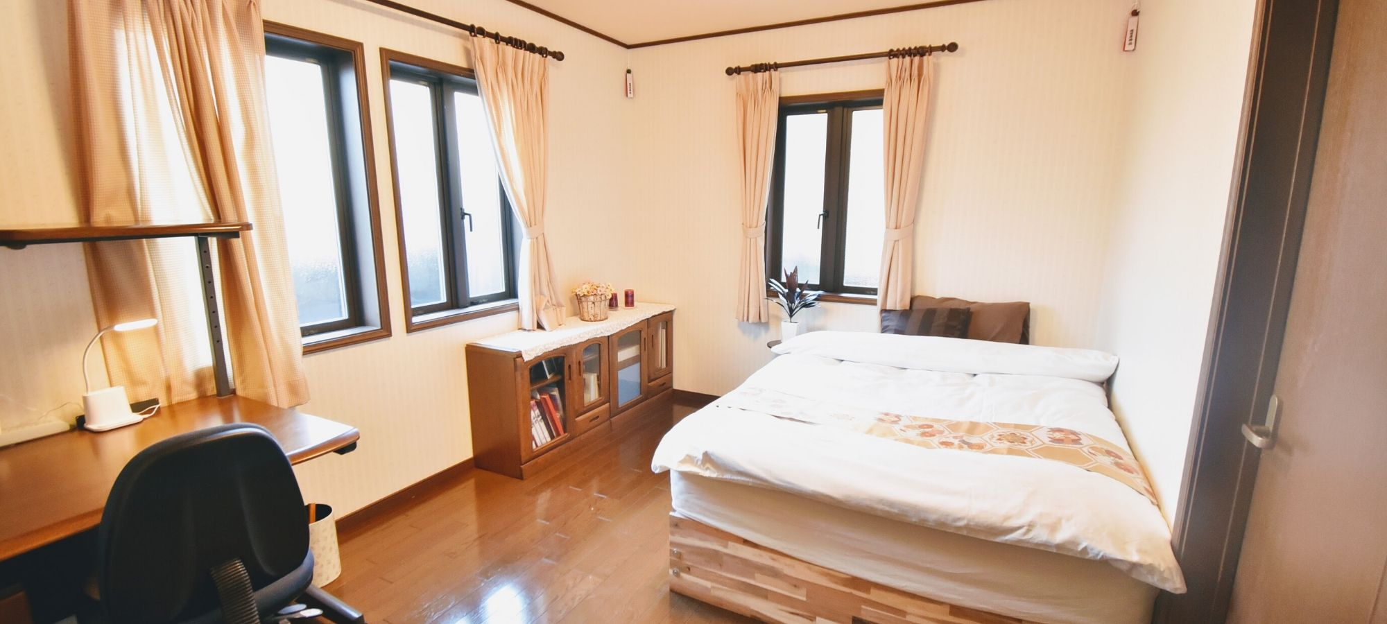 Apartment for rent in Japan in a nutshell
